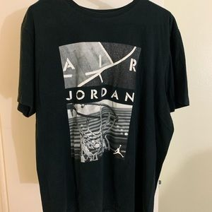 Air Jordan shirt